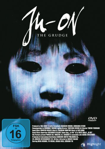 DVD - Ju-on - The Grudge
