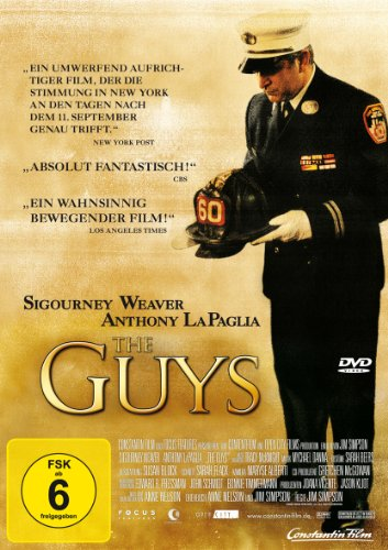 DVD - The guys