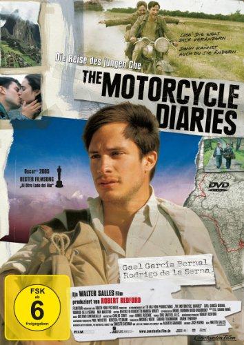 DVD - The Motorcycle Diaries - Die Reise des jungen Che
