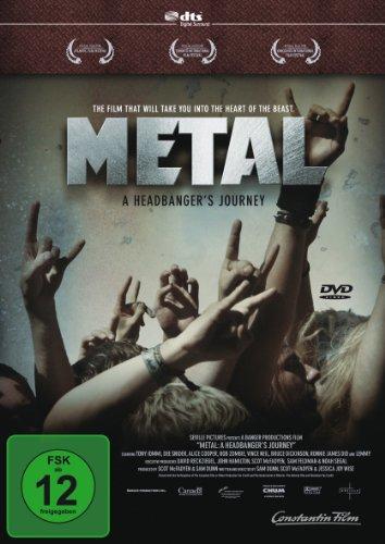 DVD - Metal - A Headbanger's Journey