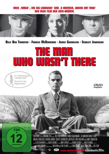 - The Man Who Wasn't There