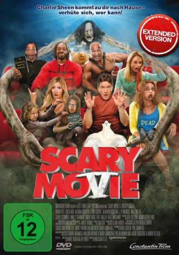 DVD - Scary Movie 5 (Extended Version)