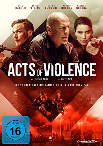 DVD - Acts Of Violence