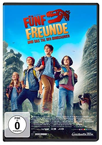 DVD - Fünf Freunde und das Tal der Dinosaurier