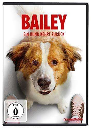 DVD - Bailey - Ein Hund kehrt zurück