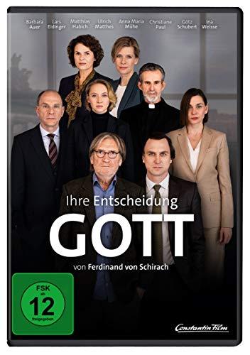 DVD - GOTT von Ferdinand von Schirach