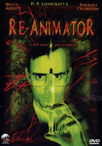 DVD - Re-Animator