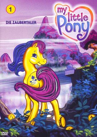 DVD - My little Pony 1 - Die Zaubertaler