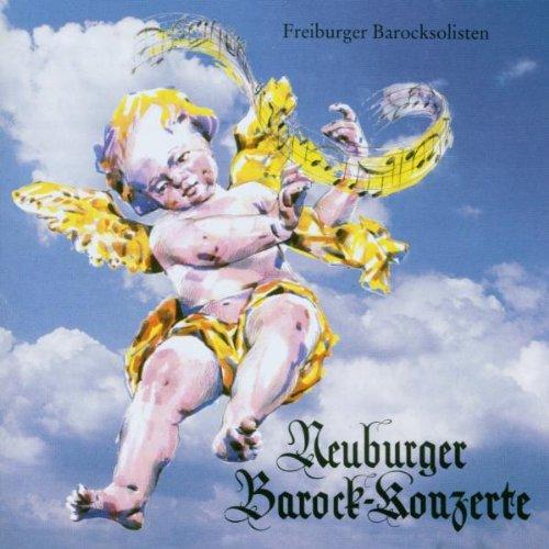 Freiburger Barocksolisten & Theis , Günter - 49. Neuburger Barock-Konzerte 1996