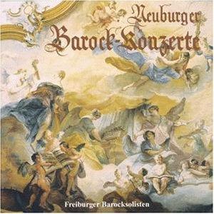 Sampler - 51. Neuenburger Barock-Konzerte 1998