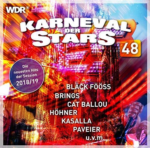 Diverse Interpreten - Karneval der Stars 48