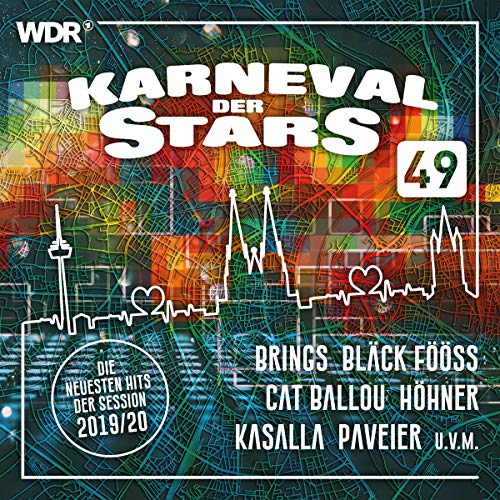 Sampler - Karneval der Stars 49