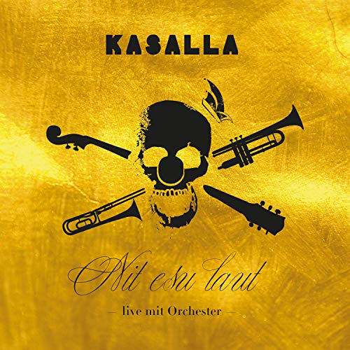 Kasalla - Nit esu laut (live mit Orchester)