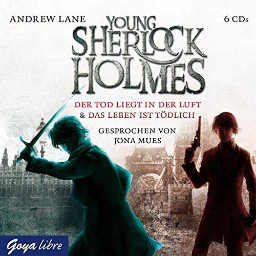 Lane , Andrew - Young Sherlock Holmes (Der Tod liegt in der Luft / das leben ist Tödlich)