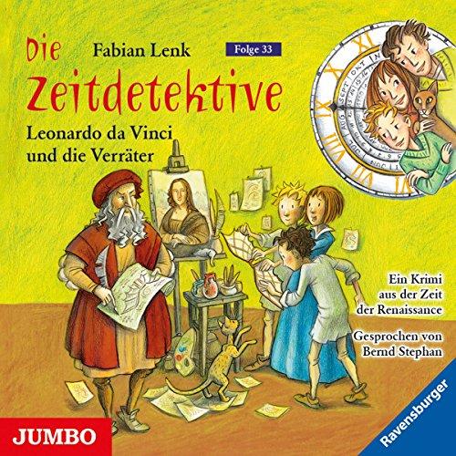Zeitdetektive , Die - 33 - Leonardo Da Vinci und die Verräter