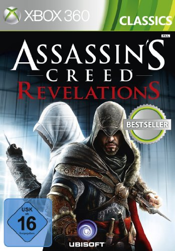 XBOX 360 - Assassin's Creed - Revelations
