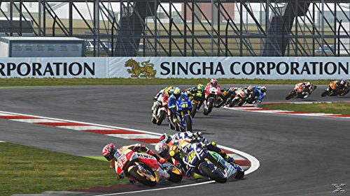 Playstation 4 - MotoGP 15