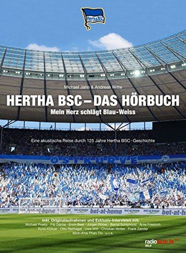 Jahn , Michael & Witte Andreas - Hertha BSC - Das Hörbuch