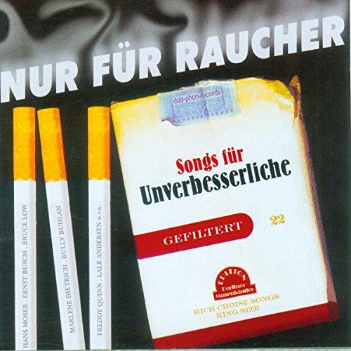 Sampler - Nur für Raucher - Songs für Unverbesserliche