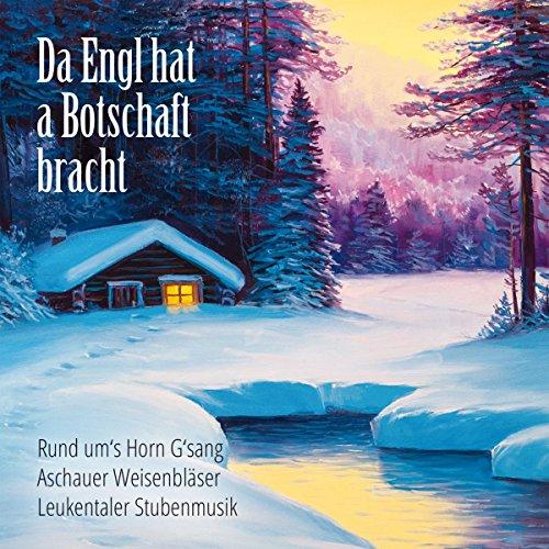 Sampler - Da Engl hat a Botschaft bracht (Rund um's Horn G'sang / Aschauer Weisenbläser / Leukentaler Stubenmusik)