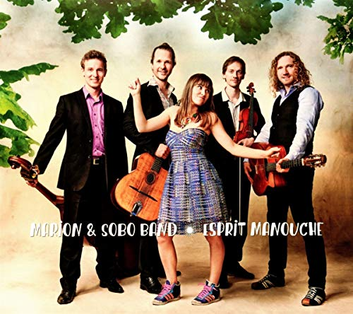 Marion & Sobo Band - Esprit Manouche