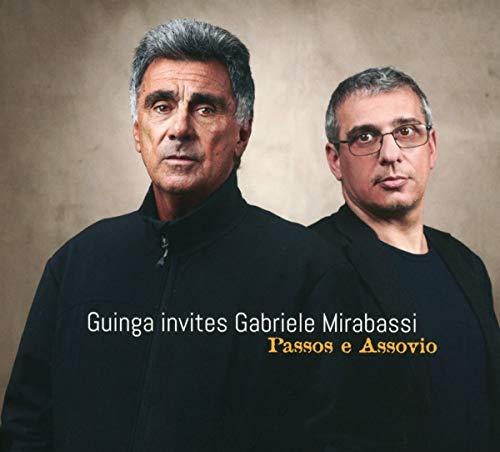 Guinga & Mirabassi , Gabriele - Passos E Assovio: Guinga Invites Gabriele Mirabassi