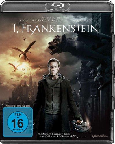 Blu-ray - I, Frankenstein