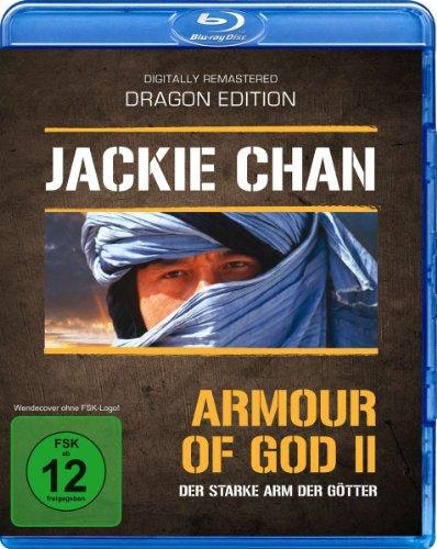 Blu-ray - Armour of God 2 - Der starke Arm der Götter [Blu-ray]