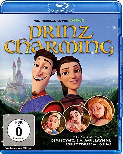 Blu-ray - Prinz Charming