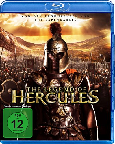 Blu-ray - The Legend Of Hercules