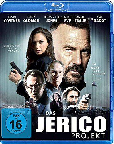 Blu-ray - Das Jerico Projekt - Im Kopf des Killers [Blu-ray]