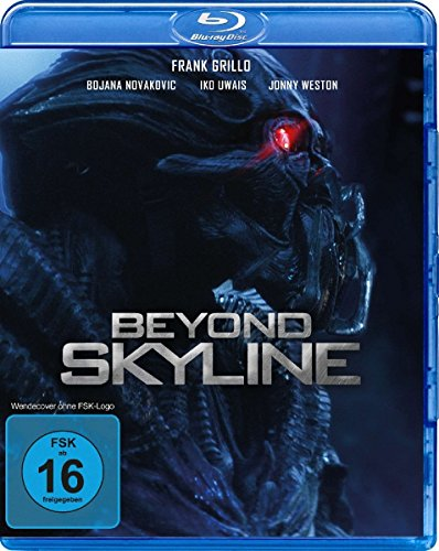 Blu-ray - Beyond Skyline [Blu-ray]
