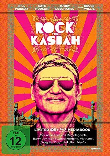 DVD - Rock The Kasbah (Mediabook)
