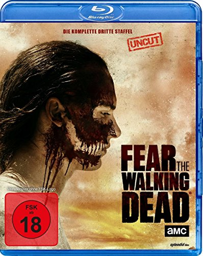 - Fear the Walking Dead - Die komplette dritte Staffel - Uncut [Blu-ray]