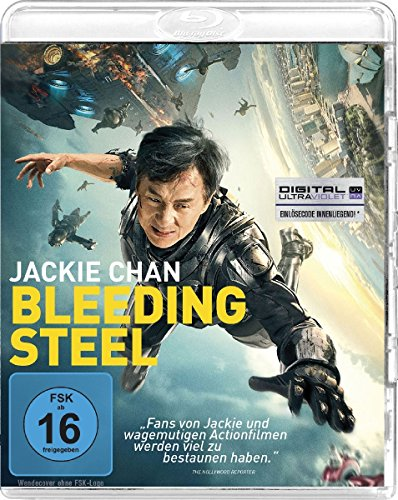 Blu-ray - Bleeding Steel