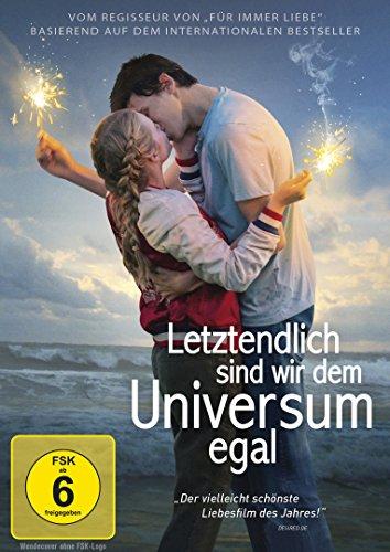 DVD - Letztendlich sind wir dem Universum egal