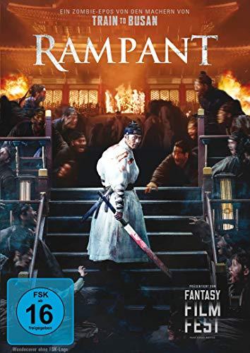 DVD - Rampant