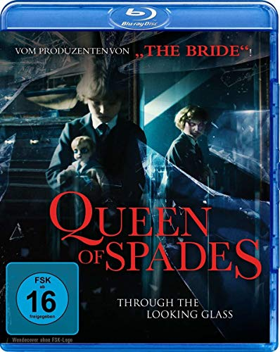 Blu-ray - Queen of Spades - Through the looking Glass