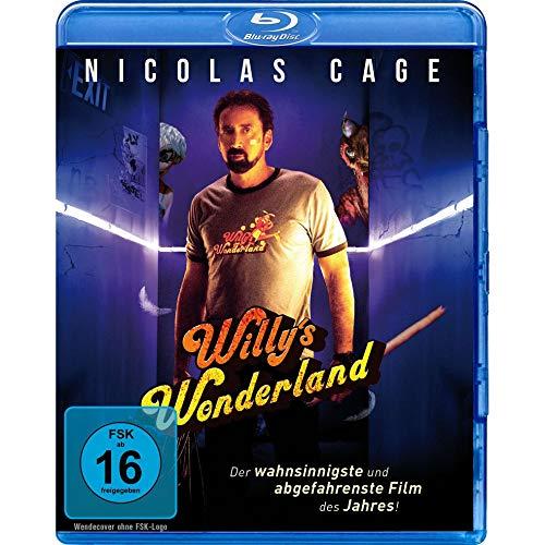 Blu-ray - Willy's Wonderland