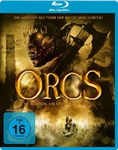 Blu-ray - Orcs