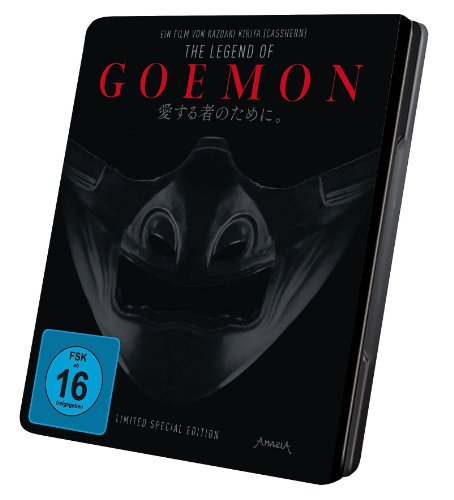 Blu-ray - The Legend Of Goemon (Limited Special Steelbook Edition)
