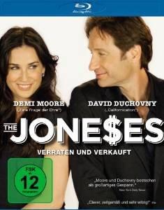 Blu-ray - The Joneses - Verraten und verkauft