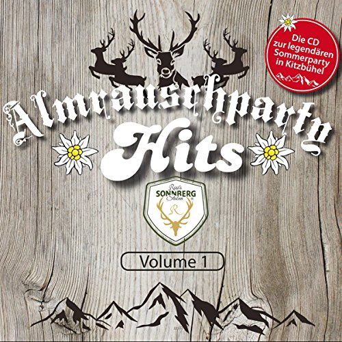 Sampler - Almrauschparty Hits 1