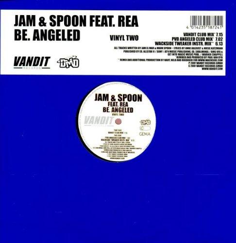 Jam & Spoon - Be. Angeled (Feat. Rea) (Vinyl Two) (Maxi) (12'') (Vinyl)