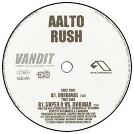 Aalto - Rush (Maxi) (12'') (Vinyl)