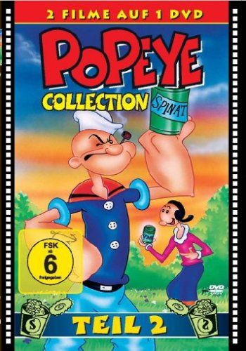 DVD - Popeye Collection Teil 2