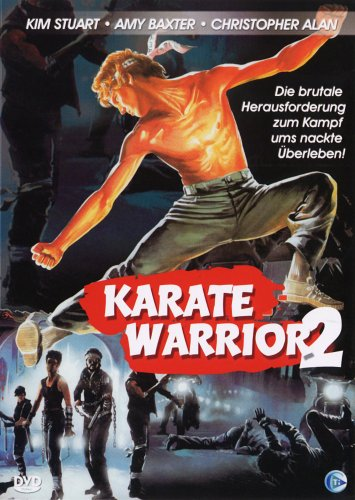 DVD - Karate Warrior 2