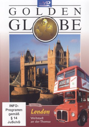DVD - Golden Globe: London - Weltstadt an der Themse