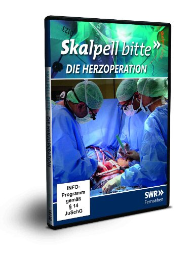 DVD - Skalpell bitte - Die Herzoperation
