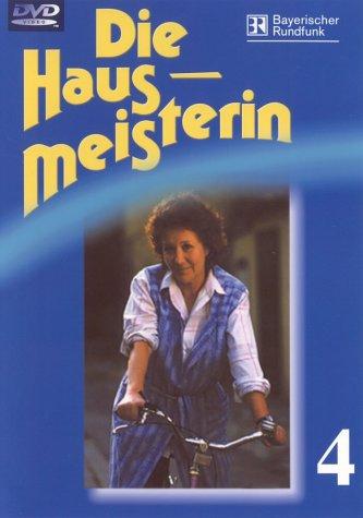 DVD - Die Hausmeisterin Teil 4